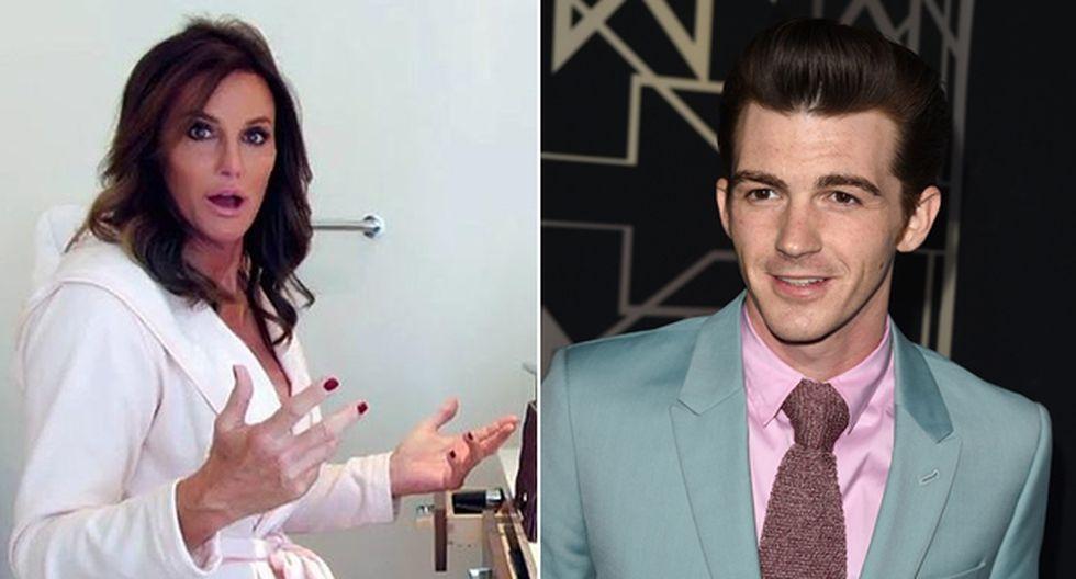 Bruce Jenner: Drake Bell se disculpó por tuit sobre Caitlyn