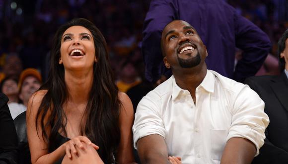 Kim Kardashian se muestra orgullosa de Kanye West por aparecer en la portada de la revista Forbes. (Foto: Agencias)