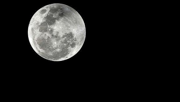 La Luna se acercará en abril a planetas Saturno, Júpiter y Marte. (Foto: Rolly Reyna)