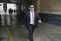 Caso 'Eteco': fiscalía iría hasta el TC para revertir hábeas corpus declarado fundado por juez de Tarapoto