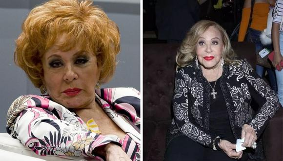 Silvia Pinal reaparece tras última hospitalización junto a Enrique Guzmán. (Foto: Instagram @silvia_pinal_h).