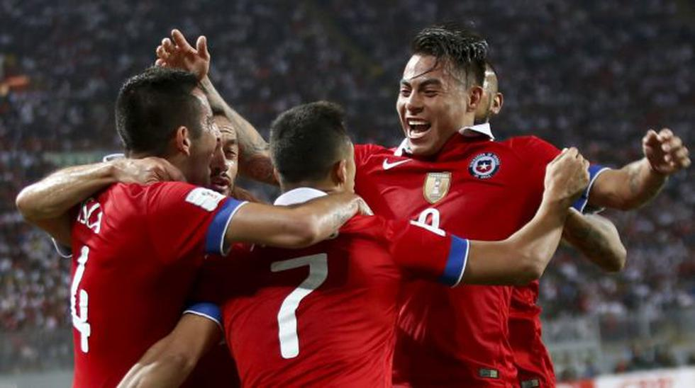 Chile vs. Jamaica: la roja perdió 2-1 en amistoso - 2