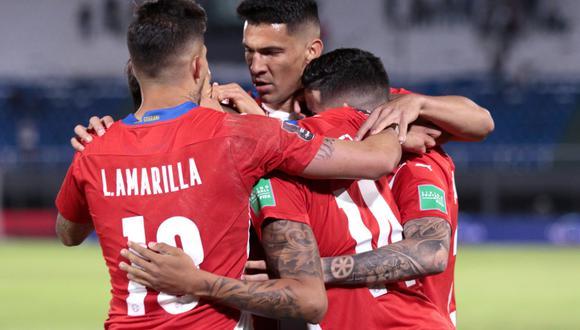 Paraguay derrotó 2-1 a Venezuela en el estadio Defensores del Chaco. (FOTO: APF)