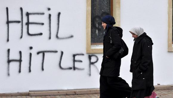 Los actos antisemitas subieron un 74% en Francia en 2018, según datos del gobierno. (Foto: EFE)