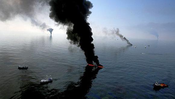 Derrame en el Golfo de México dejó graves secuelas ambientales
