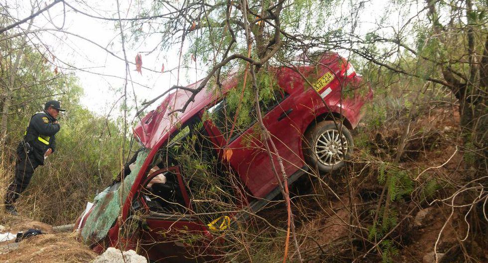 Viuda de Hugo Bustíos falleció en accidente de tránsito - 2