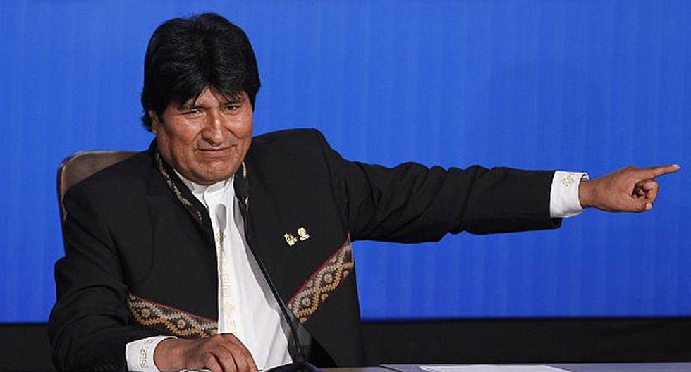 El Perú pide explicaciones a Evo Morales por frase agraviante