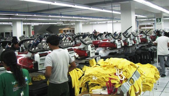 El sector confecciones tiene como principal destino de exportación a Estados Unidos. (Foto: Adex)