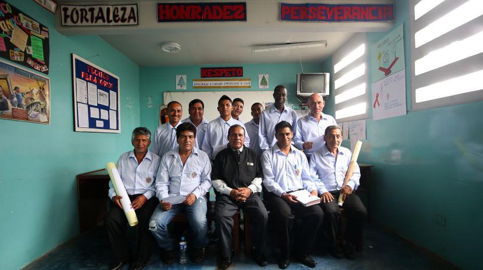 Los trabajadores penitenciarios que reforman vidas en el Callao - 1