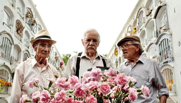 """""""Viejos amigos"""": conoce más detalles de la nueva cinta peruana"""