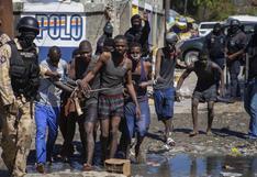 Fuga en prisión de Haití deja 25 muertos y 400 escapados
