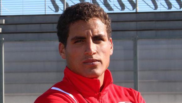 """Alexander Succar dejó las filas de la Universidad San Martín para unirse al FC Sion de Suiza. """"Me he sentido parte del grupo desde el primer día. Tengo compañeros muy serviciales"""", comentó. (Foto: Twitter)"""
