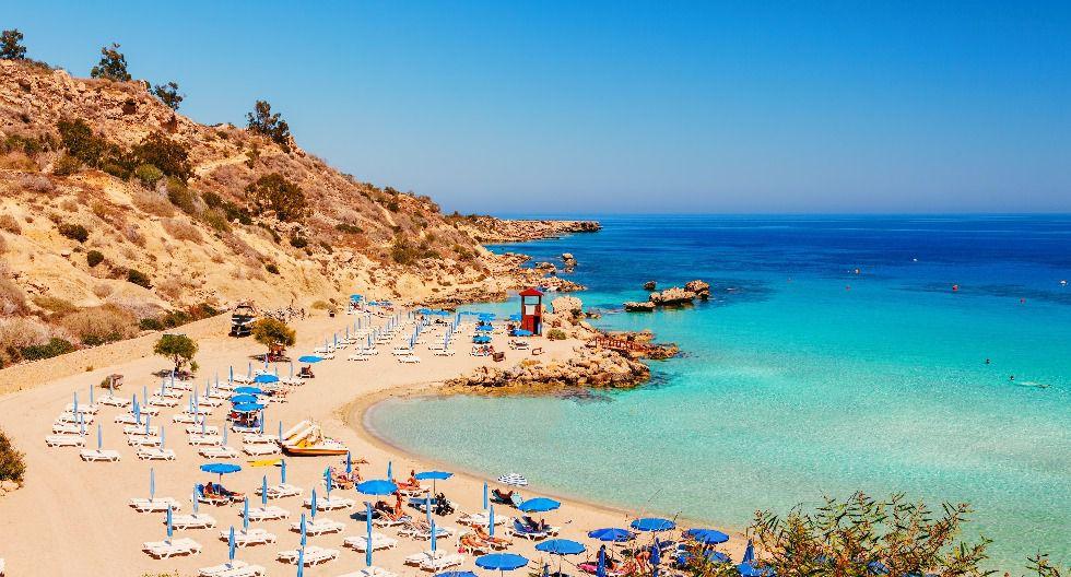 En Chipre destacan las paradisíacas playas Nissi, Lara y Afrodita. (Foto: iStock)
