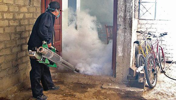 El dengue cobra su quinta víctima en lo que va del año