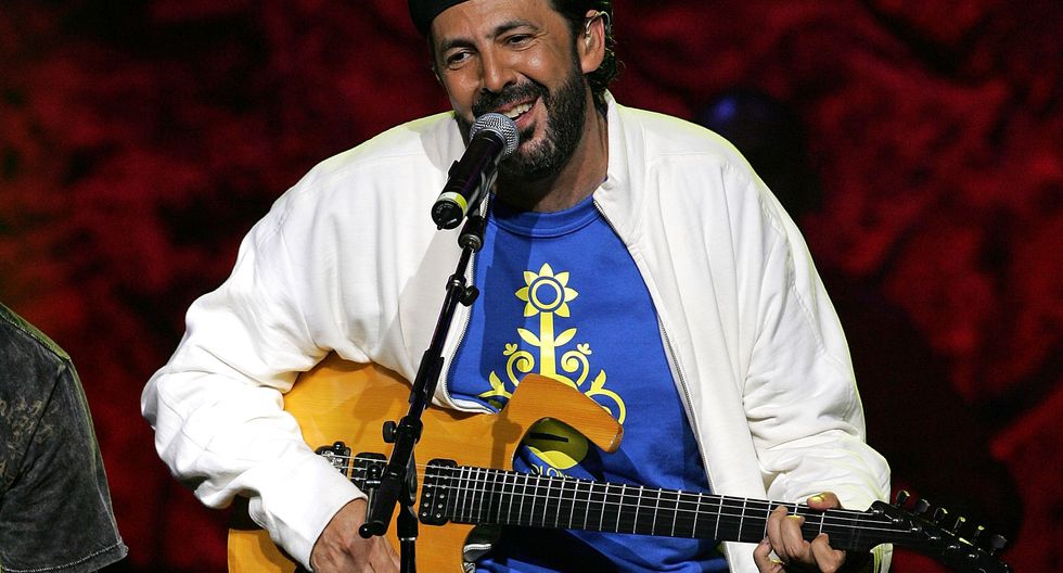 Juan Luis Guerra recibirá premio honorífico en los Billboard 2019.(Foto: AFP)