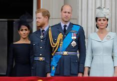 El problema de protocolo que deberá resolver la reina Isabel II para no empeorar la relación entre Harry y Guillermo