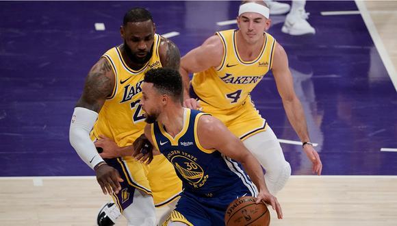 """Stephen Curry a El Comercio: """"Siempre es bueno ganarle a LeBron James"""""""