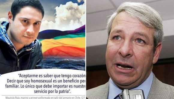 Diputado chileno: No podemos tener un batallón de homosexuales