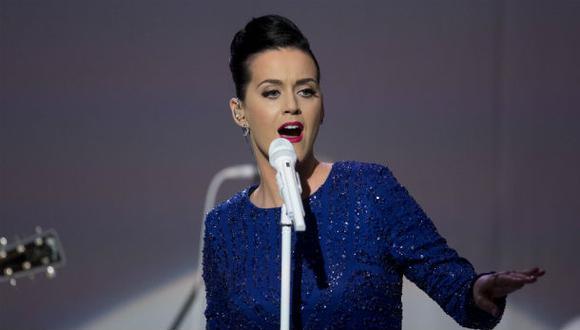 """Katy Perry está entre las """"favoritas"""" de Barack Obama"""