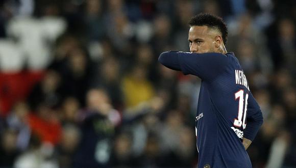 La salida de Neymar del PSG sería afectada por la crisis del nuevo coronavirus. (Foto: EFE)