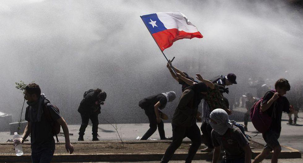 Este es el precio de la moneda estadounidense en Chile al cierre de la jornada. (Foto: AFP)