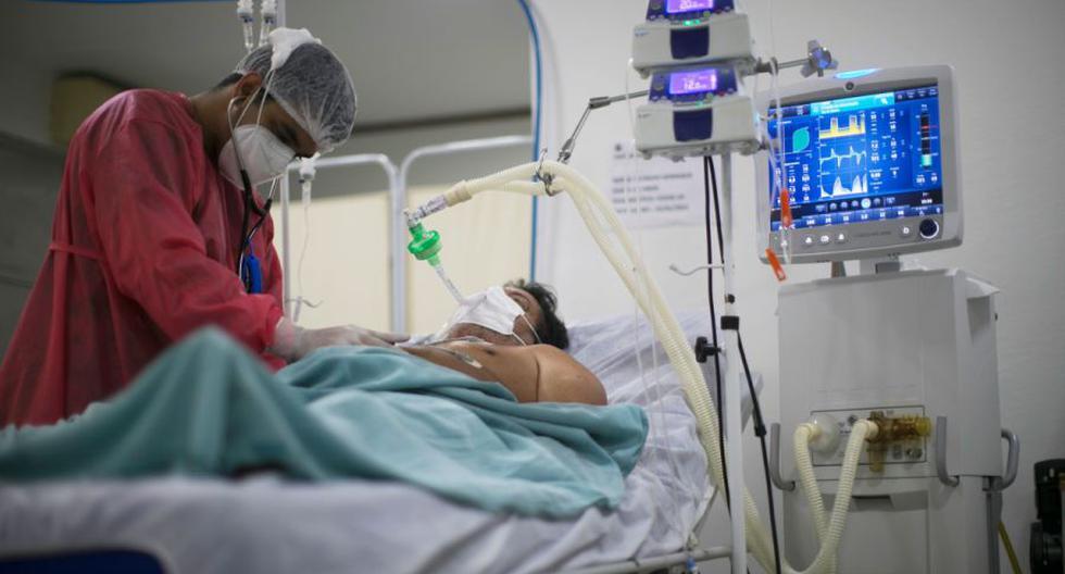 Coronavirus en Brasil | Últimas noticias | Último minuto: reporte de infectados y muertos hoy, domingo 28 de febrero del 2021. (Foto: AFP / TARSO SARRAF).
