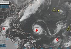Agotados los nombres previstos, las tormentas Alfa y Beta inauguran el alfabeto griego