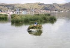 Puno: IGP advierte intensas sequías en cuencas del lago Titicaca y río Desaguadero