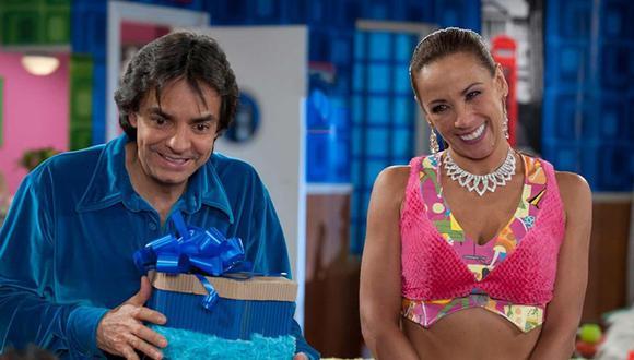 Eugenio Derbez contó como fue que Consuelo Duval obtuvo el personaje de Ferderica P.Luche (Foto: Televisa)