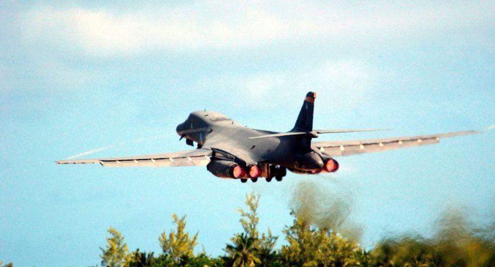 Los aviones nucleares de EE.UU. que asustan a Corea del Norte - 5