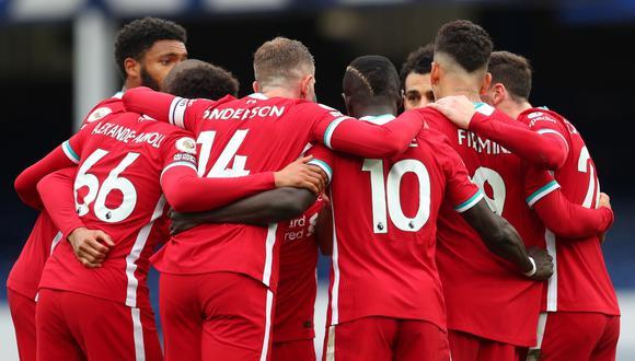 Liverpool marcha tercero en la Premier League | Foto: AFP