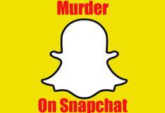 Snapchat: lo arrestan por publicar foto con mensaje amenazador
