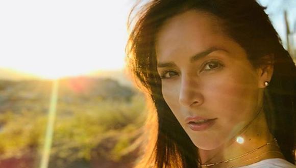 """Carmen Villalobos regresará a las pantallas de Telemundo, pero ahora como protagonista de la telenovela """"Café con aroma de mujer"""" al lado de William Levy (Foto: Instagram / Carmen Villalobos)"""