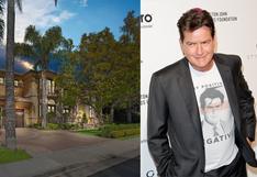 Charlie Sheen vende su infame mansión de Beverly Hills | FOTOS