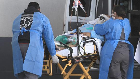 Coronavirus en México | Últimas noticias | Último minuto: reporte de infectados y muertos hoy, miércoles 27 de enero del 2021 | Covid-19 | EFE