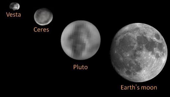 Plutón busca recuperar su título de planeta