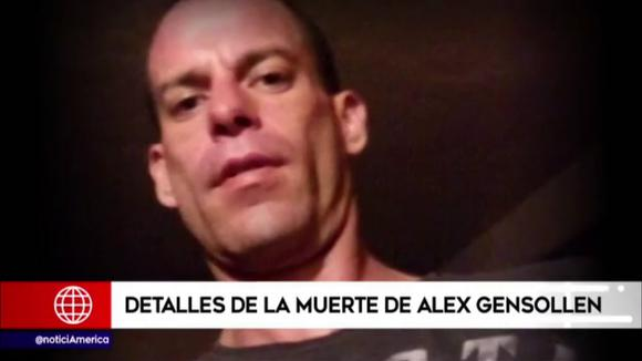 Alex Gensollen case: These are the details of his death at the Real Plaza