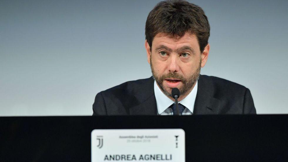 Andrea Agnelli, presidente de la Juventus, es el creador intelectual de la Superliga Europea. (Foto: Reuters)