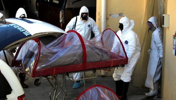 Coronavirus en México | Últimas noticias | Último minuto: reporte de infectados y muertos hoy, domingo 25 octubre del 2020 | Covid-19 | (Foto: EFE/Archivo).