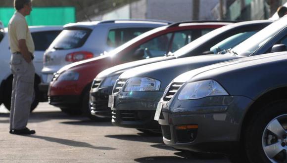 Se registraron un total de 289.757 transferencias vehiculares. (Foto: GEC)
