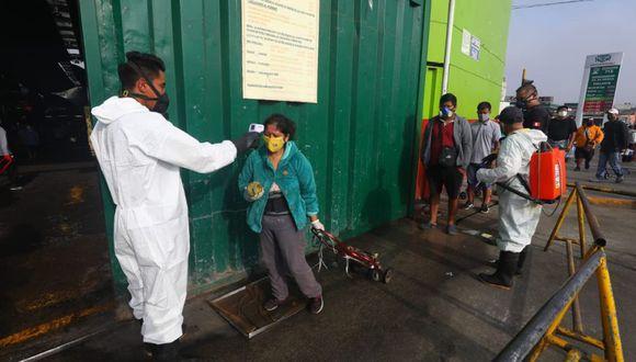 Tras el aumento de casos de coronavirus en el Perú, el presidente anunció la ampliación del período de cuarentena hasta el 24 de mayo. (Foto: Gonzalo Córdova/GEC)