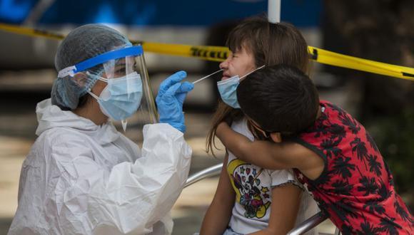 Coronavirus en Uruguay | Últimas noticias | Último minuto: reporte de infectados y muertos por COVID-19 hoy, jueves 15 de abril del 2021. (Foto: AP/Matilde Campodonico).