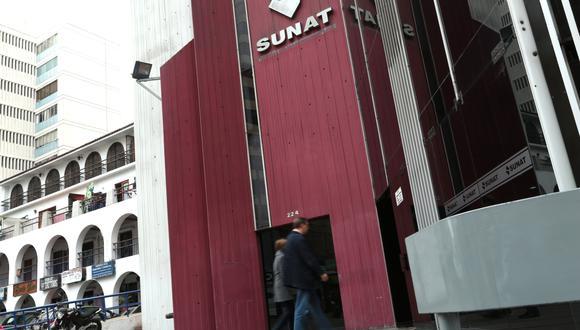 La Sunat informó del cronograma para realizar el pago de obligaciones. (Foto: Diana Chávez | GEC)