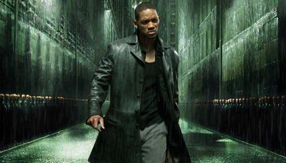 """¿Cómo habría sido """"The Matrix"""" con Will Smith en el rol de Neo?"""