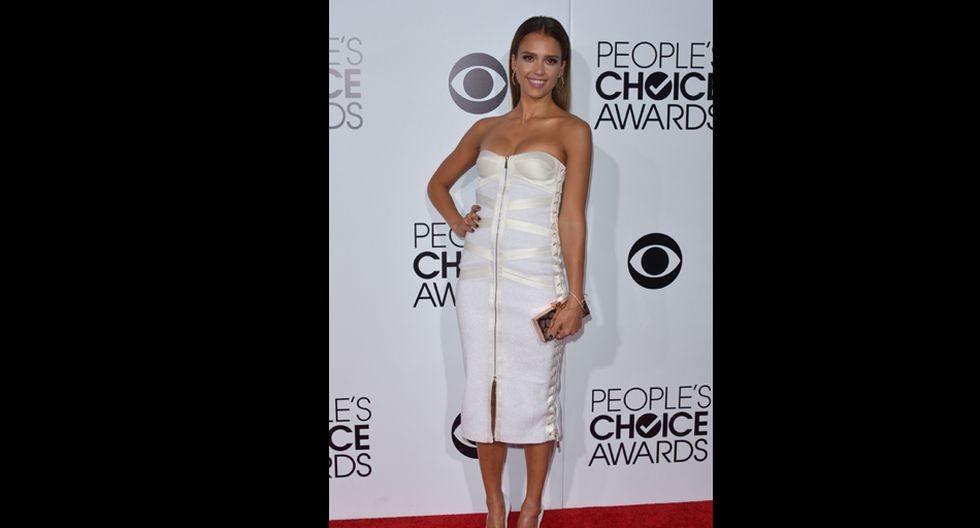 People's Choice Awards: el glamour de la alfombra roja  [FOTOS] - 12