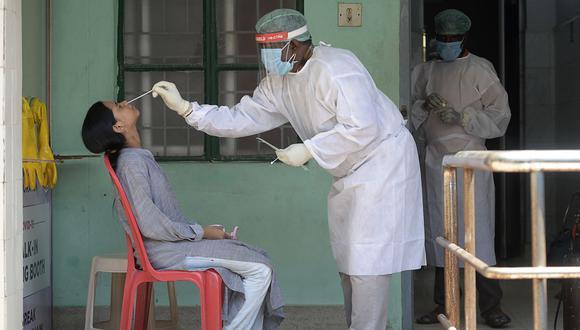 Coronavirus en India | Ultimas noticias | Último minuto: reporte de infectados y muertos viernes 26 de junio del 2020 | Covid-19 | (Foto: Arun SANKAR / AFP).