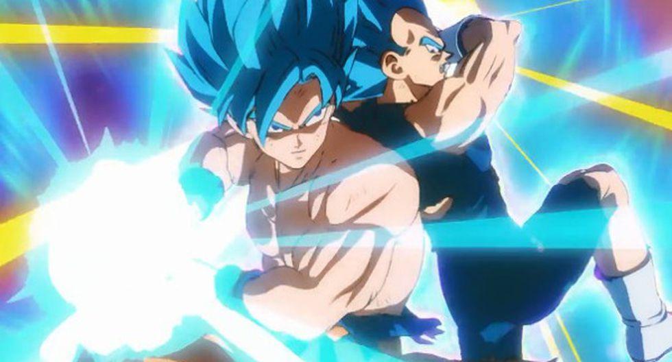 """Dragon Ball Super: Broly"" (Foto: YouTube)"
