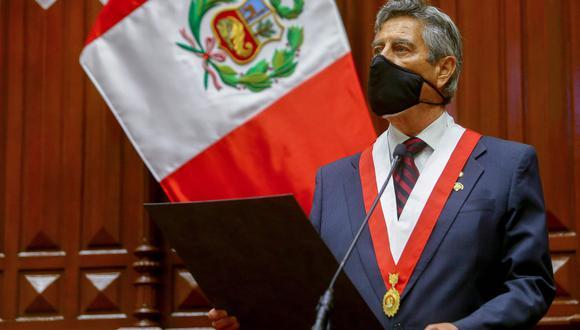 Francisco Sagasti. (Foto: AFP)