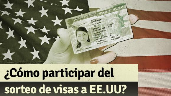 How to participate in the draw for US visas: everything you need to know