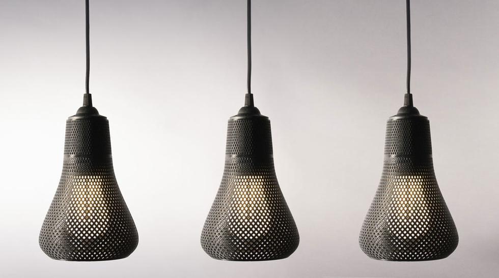 Kayan: estas creativas lámparas están impresas en 3D - 1